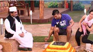 Janardhan baba predicts the future of the housemates!!