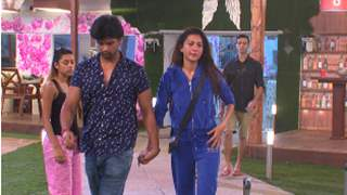 Kushal dismissed from Bigg Boss, Gauhar opts to join him!
