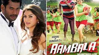 Tamil Movie Review : Aambala