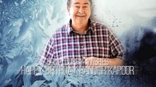 Happy Birthday Randhir Kapoor!