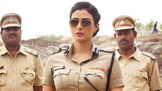 Tabu gets into tough inspector look for 'Drishyam'