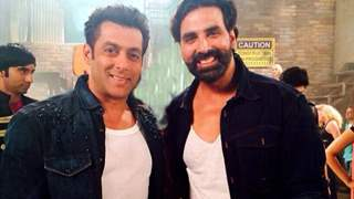 Akshay Kumar to be the 'Double-Trouble' for Salman Khan?
