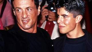 Sylvester Stallone used to see his dead Son's spirit!