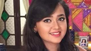 """""""Health is Wealth"""", says Ragini AKA Tejaswi Wayangankar."""