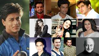 Birthday Special: TV actors pouring their wishes for King Khan!