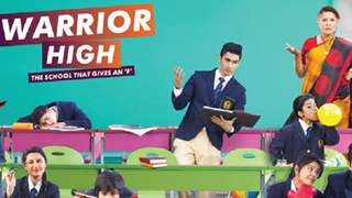 'Warrior High' team on the grand finale episode of 'Bad Company'!