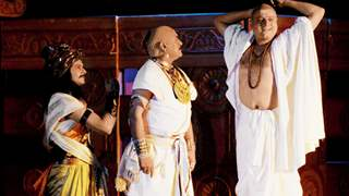 Manoj Joshi has grand plans for silver jubilee of play 'Chanakya'
