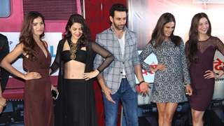 The Miss India brigade comes forward to support Nandish Singh Sandhu