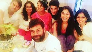 Shalini Khanna gets a 'surprise' baby shower by her telly friends!