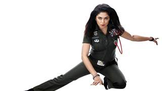 """I have undergone a special exercise and yoga regime to get curvy."" - Kavita Kaushik"