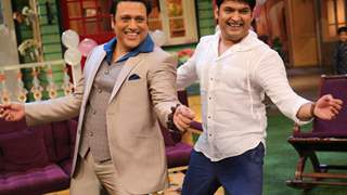 Have learnt a lot from Govinda: Kapil Sharma