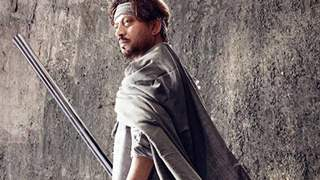 Irrfan Khan shoots for 'Chidiya Ghar' to promote his film 'Madaari'