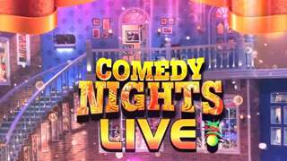 Comedy Nights Live with Bollywood Dance Masters!