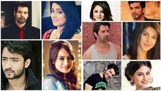 TV Actors, we think would make a FAB ON-SCREEN Couple together!
