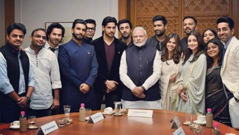 Bollywood reacts to BJP's victory; congratulates PM Narendra Modi