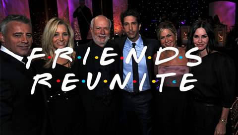 Here Are Some Potential Ideas For 'F.R.I.E.N.D.S' Reunion Special