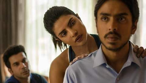 The White Tiger sees Adarsh Gourav narrate the tale of all things we know but with more power