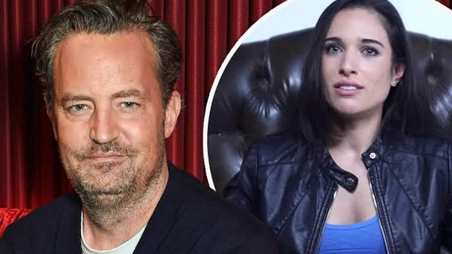 'F.R.I.E.N.D.S' star Matthew Perry engaged to Molly ...