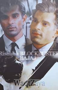 Rishabh Blockbuster Bajaj!