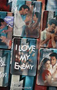 I Love my Enemy