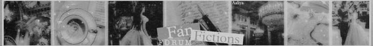 Fan Fictions Forum