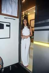 Ananya Panday snapped at a shoot in filmcity Goregaon, Mumbai.