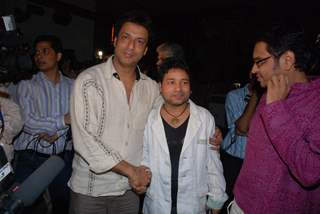 "Kailash Kher  celebrates the one year success of his album ""KAILASHA"""