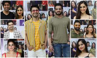 Celebrities snapped at the release of Reel or Real season 3