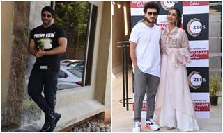 Bollywood stars at the Promotions of their Upcoming projects