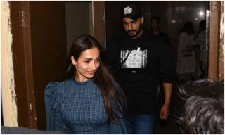 Bollywood Stars at the special screening of India's Most Wanted