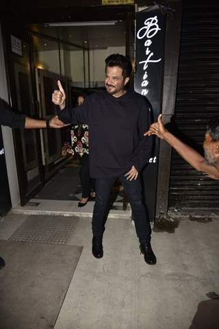 Anil Kapoor Wedding Anniversary Party at Bastian Bandra