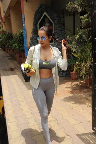 Bollywood celebrities spotted around the town