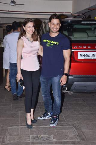 Kunal Khemu's birthday bash