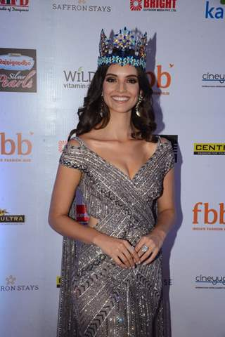Celebrities at Femina Miss India 2019!