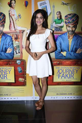 Celebrities at the screening of Extraordinary Journey of the Fakir