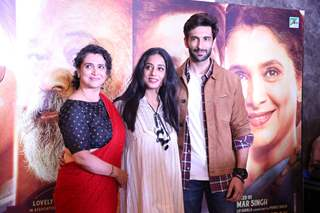 Celebrities at the special screening of 'Family of Thakurganj'