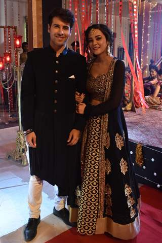 Kunal and Kuhu Sangeet Pictures from Yeh Rishtey Hai Pyaar Ke