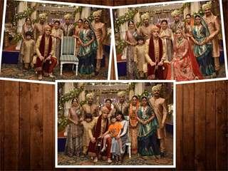 Kartik and Vedika Wedding ceremony pictures from Yeh Rishta Kya Kehlata Hai