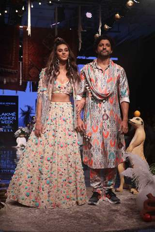Bollywood celebrities walk the ramp at Lakme Fashion Week 2019!