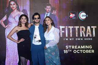 Alt Balaji series, Fittrat's trailer launch along with the original soundtracks of the series