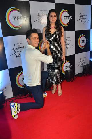 Celebrities at ZEE5 Love Sleep Repeat launch!