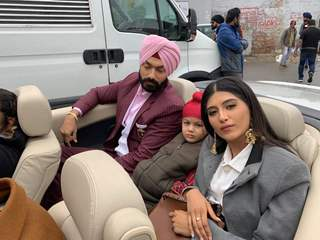 Chhoti sardarni's cast shoots a sequence in Serbia!