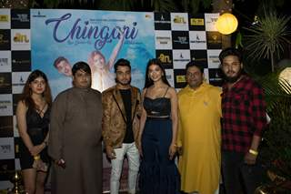 Celebrities at the song 'Chingari's poster launch!