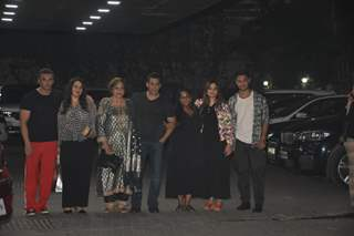 Khan-daan celebrates Helen's birthday in an intimate get-together!
