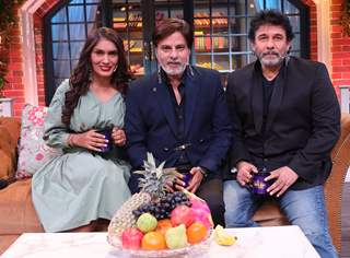 Aashiqui Cast Rahul Roy, Anu Aggarwal and Deepak Tijori in The Kapil Sharma Show!