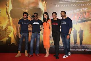 Sooryavanshi Trailer Launch