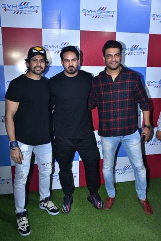 Celebrities Spotted at the Launch of Gym Spirit!
