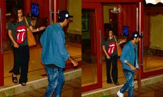 Alia Bhatt and Ranbir Kapoor visit Sanjay Dutt's residence after he was Diagnosed with Lung Cancer!