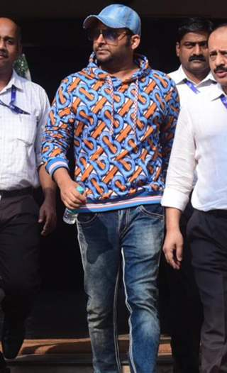 Kapil Sharma snapped arriving at CP office!
