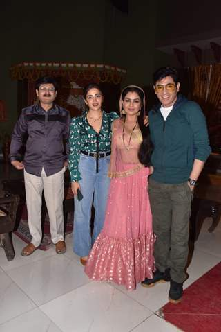 Bhabiji Ghar Par Hai cast snapped at the promotions